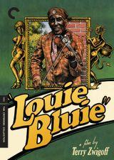 Affiche Louie Bluie