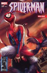 Couverture Spider-Man Hors Série (1re série), tome 20 : Made in India