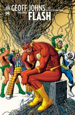 Couverture Entre deux feux - Geoff Johns présente Flash, tome 3
