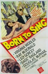 Affiche Born to Sing