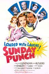 Affiche Sunday Punch