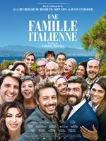 Affiche Une Famille italienne