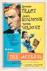 Affiche The Actress