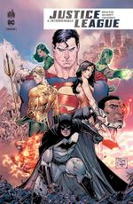 Couverture Interminable - Justice League (Rebirth), tome 4