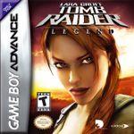 Jaquette Tomb Raider Legend