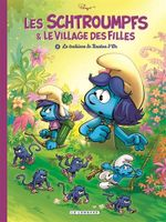 Couverture La Trahison de Bouton d'or - Les Schtroumpfs & le village des filles, tome 2