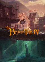 Jaquette The Bard's Tale IV: Barrows Deep