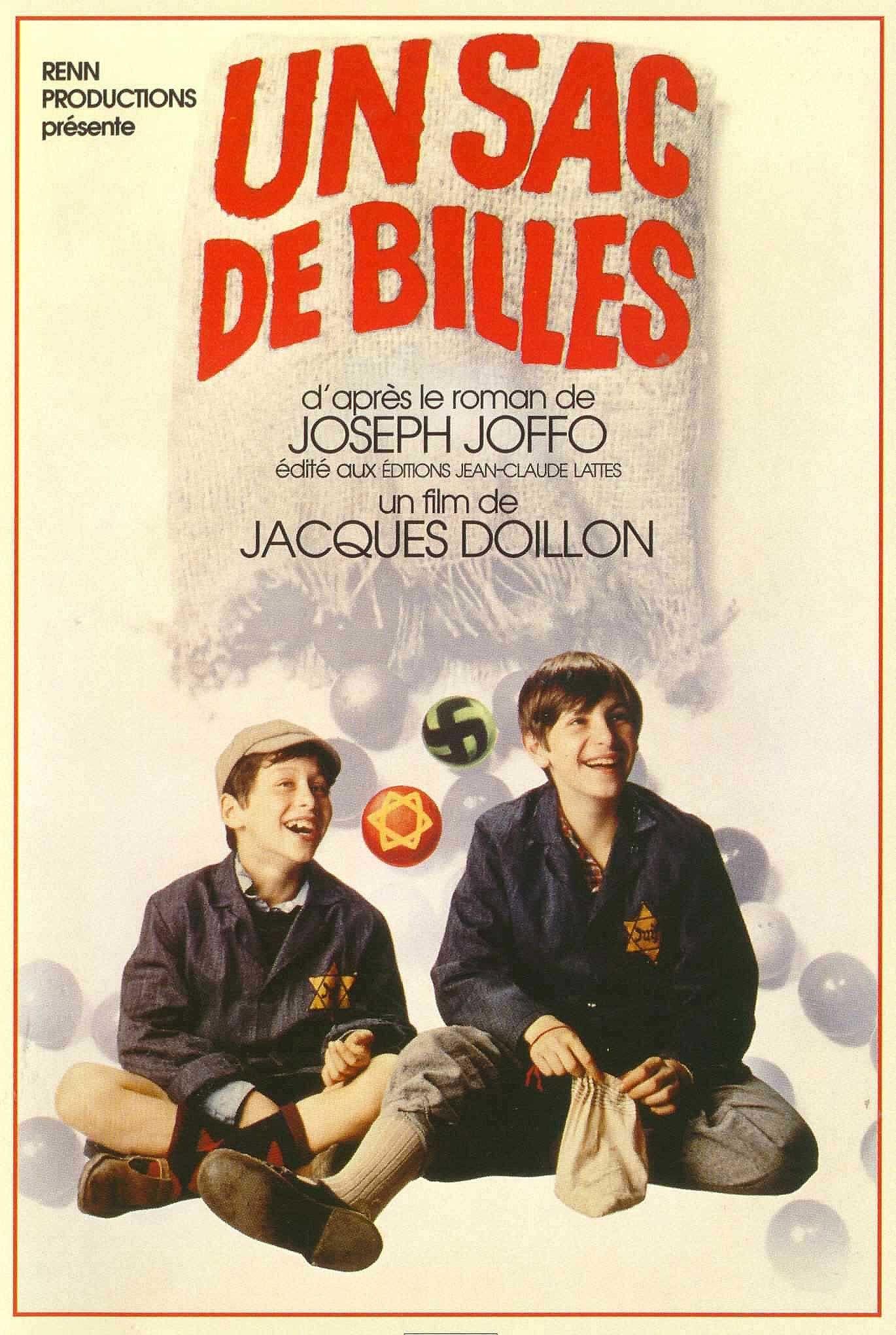 Un Sac De Billes Film 1975 Senscritique
