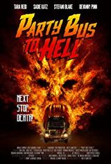 Affiche Party Bus to Hell