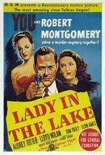 Affiche La Dame du lac