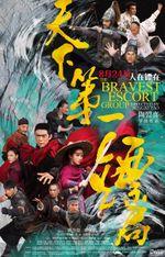 Affiche The Bravest Escort Group