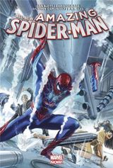 Couverture D'entre les morts - All-New Amazing Spider-Man (2015), tome 4