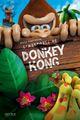 Couverture L'Histoire de Donkey Kong