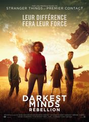 Affiche Darkest Minds : Rébellion