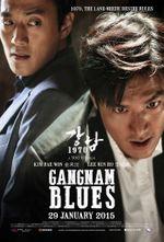 Affiche Gangnam Blues