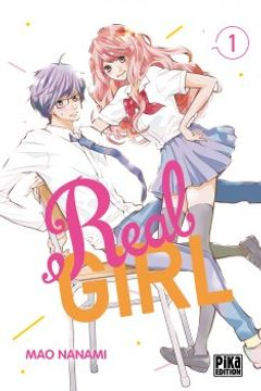 Couverture Real Girl