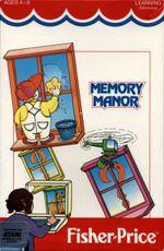 Jaquette Memory Manor