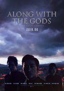 Affiche Along with the Gods : Les 49 Derniers Jours