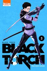 Couverture Black Torch, tome 3