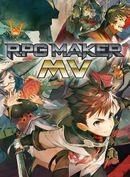 Jaquette RPG Maker MV