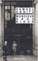 Couverture Monsieur Gros-Bidon