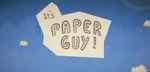 Jaquette It's Paper Guy!