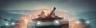 Cover Tank (l'histoire du jeu vidéo)