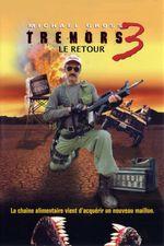 Affiche Tremors 3, le retour