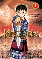 Couverture Kingdom, tome 1