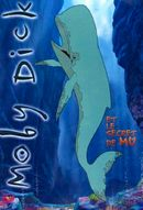 Affiche Moby Dick et le secret de Mu