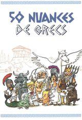 Affiche 50 nuances de Grecs