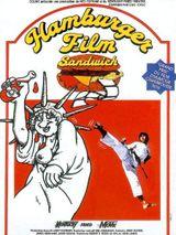 Affiche Hamburger Film Sandwich
