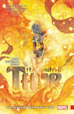 Couverture The Death of the Mighty Thor - The Mighty Thor (2015), tome 5