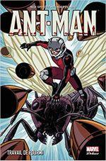 Couverture Ant-man Travail de fourmi (Deluxe)