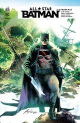 Couverture Le premier allié - All Star Batman, tome 3