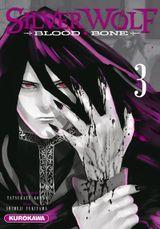 Couverture Dessinateur Silver Wolf, Blood, Bone - Tome 3