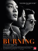 Affiche Burning