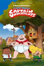 Affiche The Epic Tales of Captain Underpants