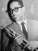 Photo Dizzy Gillespie