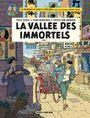 Couverture La Vallée des immortels (1/2) - Blake et Mortimer, tome 25