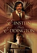 Affiche Einstein and Eddington
