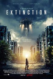 Affiche Extinction