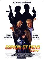 Affiche Espion et demi