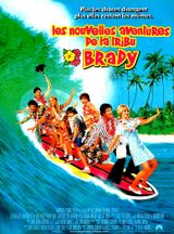 Affiche Les nouvelles aventures de la famille Brady