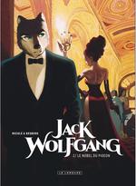 Couverture Le Nobel du pigeon - Jack Wolfgang, tome 2