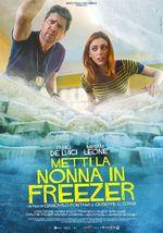 Affiche Metti La Nonna In Freezer