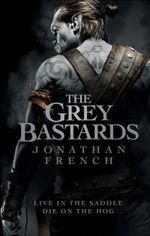 Couverture The grey bastards
