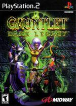 Jaquette Gauntlet : Dark Legacy
