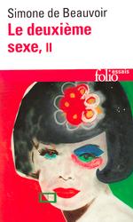 Couverture Le Deuxième Sexe, II