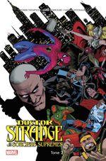 Couverture Doctor Strange et les Sorciers suprêmes, tome 2
